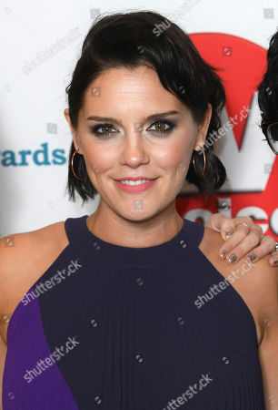 Editorial image of The TV Choice Awards, Dorchester Hotel, London, UK - 10 Sep 2018