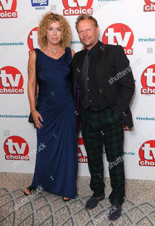 Sally Ann Stuke and Neil Stuke