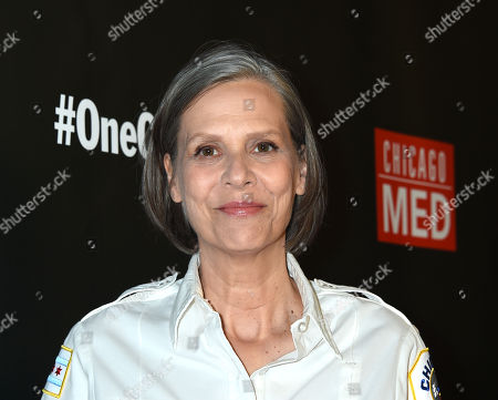Stock Picture of Amy Morton