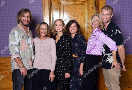Magnus Krepper, Maria Fahl Vikander, Alba August, Pernille Fischer Christensen, Trine Dyrholm, Björn Gustafsson
