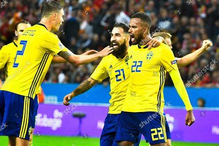 Editorial picture of Sweden vs Turkey, Stockholm - 10 Sep 2018