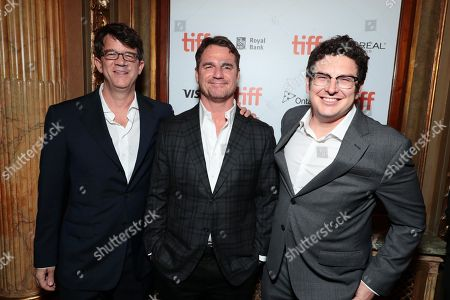 Stock Picture of Wyck Godfrey, Producer, Marty Bowen, Producer, Isaac Klausner, Producer