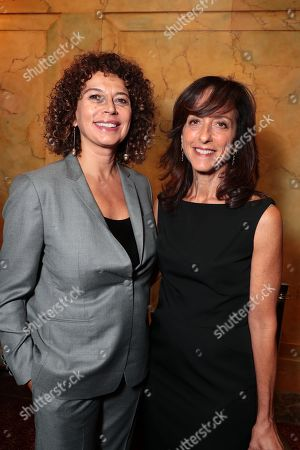 Donna Langley, Chairman of Universal Pictures, Mary Zophres, costume designer