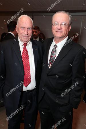 Al Worden, James R. Hansen, Author