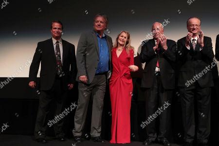 Mark Armstrong, Rick Armstrong, Bonnie Baer, Al Worden, James R. Hansen, Author
