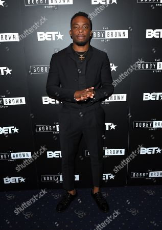 Editorial picture of 'The Bobby Brown Story' screening, London, UK - 10 Sep 2018