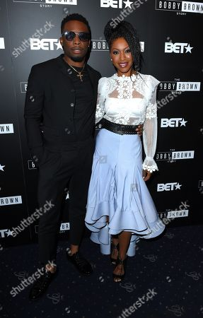 Editorial image of 'The Bobby Brown Story' screening, London, UK - 10 Sep 2018