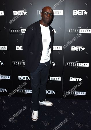 Stock Picture of Trevor Nelson