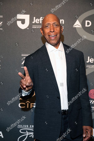 Editorial photo of Erving Classic Black Tie and Pairings Party, Philadelphia, USA - 09 Sep 2018