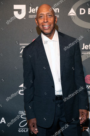 Editorial picture of Erving Classic Black Tie and Pairings Party, Philadelphia, USA - 09 Sep 2018