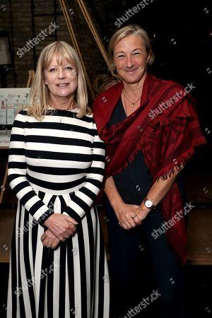 Georgina Lowe, Gail Egan
