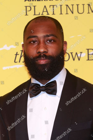 Editorial image of The Yellow Ball, Arrivals, New York, USA - 10 Sep 2018