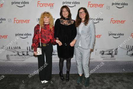 Natasha Lyonne, Catherine Keener and Jamie Babbit