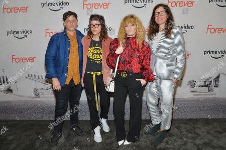 Stock Picture of Karey Dornetto, Natasha Lyonne, Jamie Babbit and guest