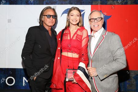 ca9768a6afb Tommy Hilfiger x Lewis Hamilton launch party Stock Photos (Exclusive ...