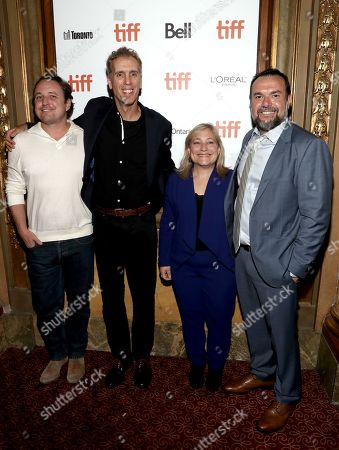 Editorial photo of 'The Old Man and The Gun' premiere, Arrivals, Toronto International Film Festival, Canada - 10 Sep 2018