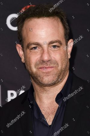 """Paul Adelstein attends the 2018 PaleyFest Fall TV Previews """"I Feel Bad"""" at The Paley Center for Media, in Beverly Hills, Calif"""
