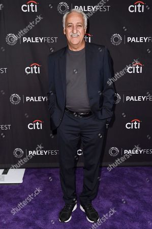 "Stock Image of Brian George attends the 2018 PaleyFest Fall TV Previews ""I Feel Bad"" at The Paley Center for Media, in Beverly Hills, Calif"