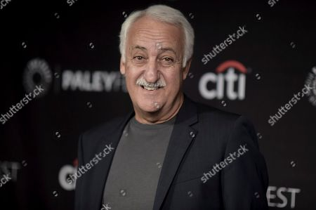 "Stock Photo of Brian George attends the 2018 PaleyFest Fall TV Previews ""I Feel Bad"" at The Paley Center for Media, in Beverly Hills, Calif"