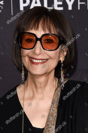 """Madhur Jaffrey attends the 2018 PaleyFest Fall TV Previews """"I Feel Bad"""" at The Paley Center for Media, in Beverly Hills, Calif"""