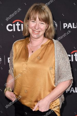 "Julie Anne Robinson attends the 2018 PaleyFest Fall TV Previews ""I Feel Bad"" at The Paley Center for Media, in Beverly Hills, Calif"