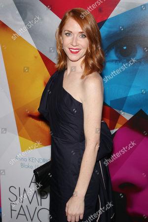 Jessie Henderson (Producer)