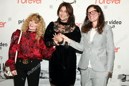 """Editorial picture of NY Premiere of Amazon's Original Series """"Forever"""", New York, USA - 10 Sep 2018"""