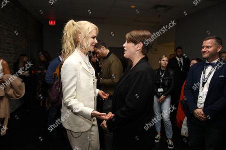 Nicole Kidman, Megan Ellison, Founder of Annapurna Pictures