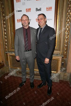 Phil Hay, Writer/Producer, Matt Manfredi, Writer/Producer