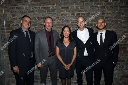 Matt Manfredi, Writer/Producer, Phil Hay, Writer/Producer, Karyn Kusama, Director, Theodore Shapiro, Composer, Fred Berger, Producer