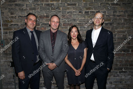 Matt Manfredi, Writer/Producer, Phil Hay, Writer/Producer, Karyn Kusama, Director, Theodore Shapiro, Composer