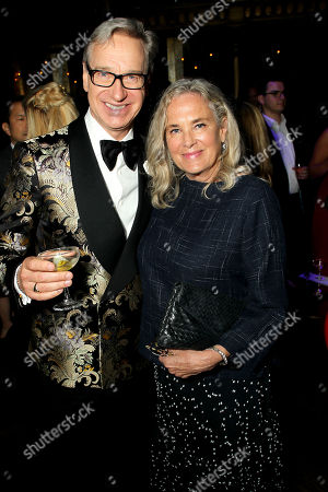 Stock Photo of Paul Feig (Director), Renee Ehrlich Kalfus