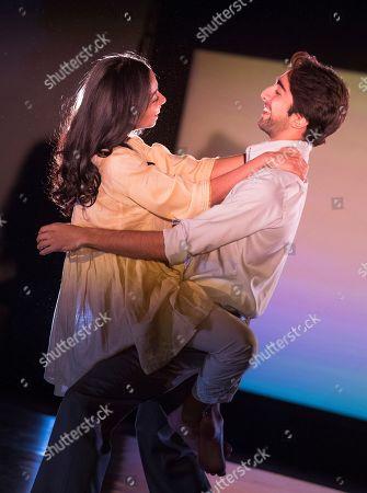 Anjana Vasan as Jyoti, Shubham Saraf as Rasik