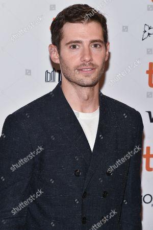 Stock Picture of Julian Morris