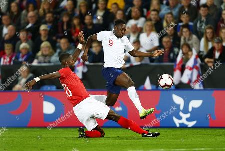 Editorial image of England v Switzerland, International Friendly, Football, King Power Stadium, Leicester, UK - 11 Sep 2018