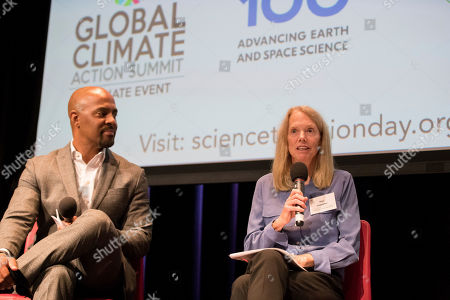 Editorial image of Cool Effect Presents at Science to Action Day, an Affiliate Event of Global Climate Action Summit, San Francisco, USA - 11 Sep 2018