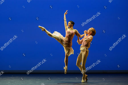 Natalia Osipova and David Hallberg