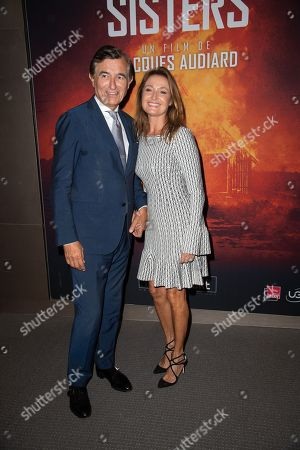 Editorial image of 'Les Freres Sisters' film premiere, Paris, France - 11 Sep 2018