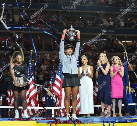 Editorial image of US Open Tennis Championships, Day 13, USTA National Tennis Center, Flushing Meadows, New York, USA - 08 Sep 2018