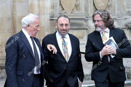 Simon Callow, Sir Anthony Sher and Gregory Doran