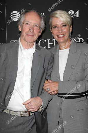 Ian McEwan (Writer) and Emma Thompson