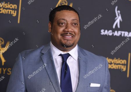 Cedric Yarbrough arrives at the 2018 Dynamic and Diverse Emmy Nominee Reception presented by the Television Academy, in North Hollywood, Calif