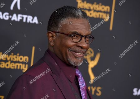 Keith David arrives at the 2018 Dynamic and Diverse Emmy Nominee Reception presented by the Television Academy, in North Hollywood, Calif
