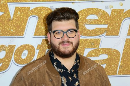 "Editorial photo of ""America's Got Talent"" Season 13 Red Carpet - Week 5, Los Angeles, USA - 11 Sep 2018"