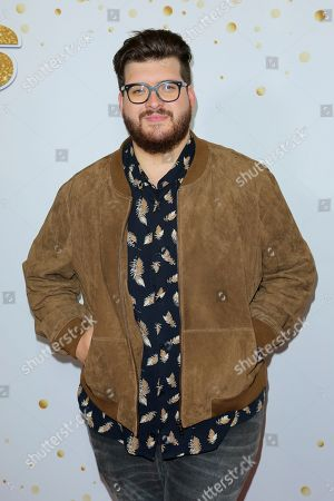 """Stock Picture of Noah Guthrie arrives at the """"America's Got Talent"""" Season 13 Week 5 red carpet at the Dolby Theatre, in Los Angeles"""