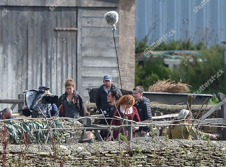 Editorial photo of 'Poldark' on set filming, Wiltshire, UK - 11 Sep 2018