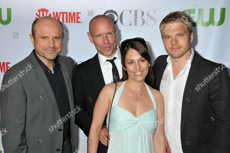 Editorial photo of CBS Showtime and CW Summer TCA Party, Huntingdon Library, Pasadena, California, America - 03 Aug 2009