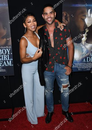 Editorial picture of 'A Boy. A Girl. A Dream.' film premiere, Los Angeles, USA - 11 Sep 2018