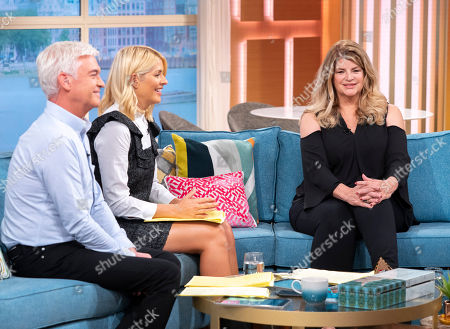 Editorial photo of 'This Morning' TV show, London, UK - 12 Sep 2018