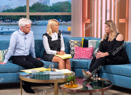 Editorial picture of 'This Morning' TV show, London, UK - 12 Sep 2018